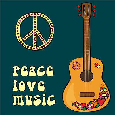 Peace, Love & Music