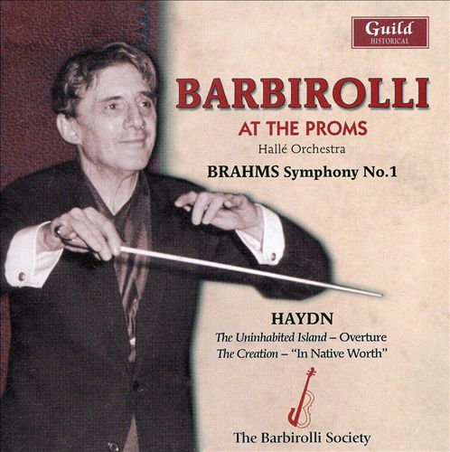 Barbirolli: At the Proms