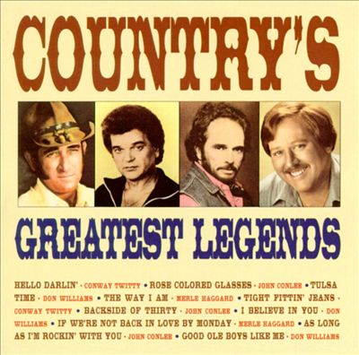 Country's Greatest Legends