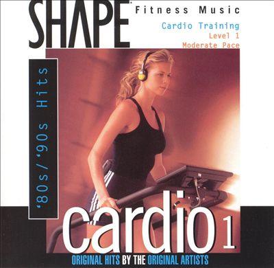 Shape Fitness Music: Cardio, Vol. 1