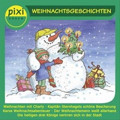 Pixi Hören: Weihnachtsgeschichten