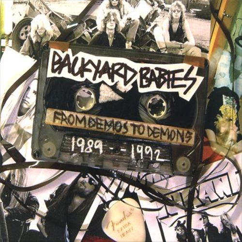 From Demos to Demons 1989-1992