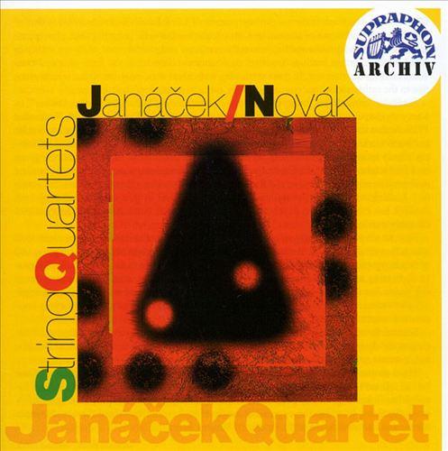 Janacek / Novak: String Quartets