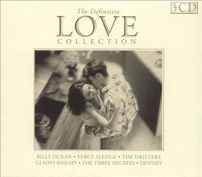 The Definitive Love Collection [K-Tel UK]