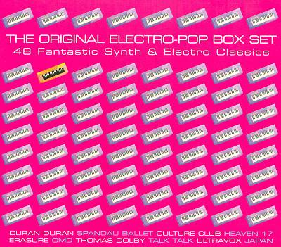 The Original Electro-Pop Box Set