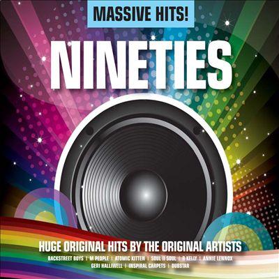 Massive Hits! - Nineties