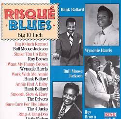 Risque Blues: Big 10 Inch Record