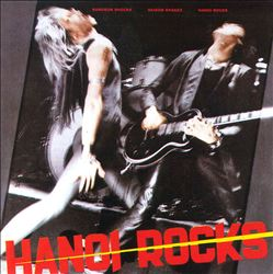 Bangkok Shocks, Saigon Shakes, Hanoi Rocks