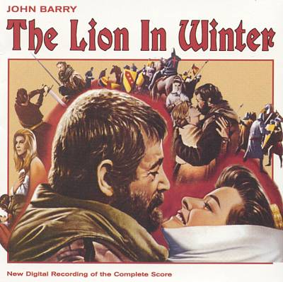 John Barry: The Lion in Winter (New Digital Recording of the Complete Score)