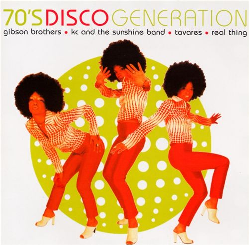 70's Disco Generation: Boogie Fever