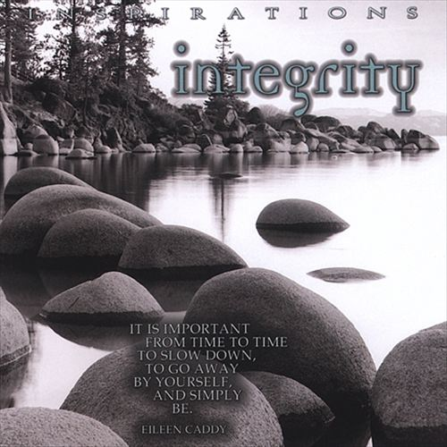 Inspirations: Integrity