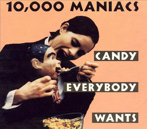 Candy Everybody Wants/Everyday