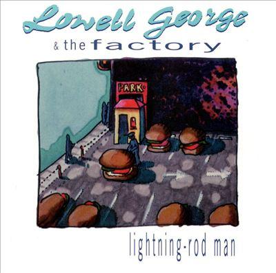 Lightning-Rod Man