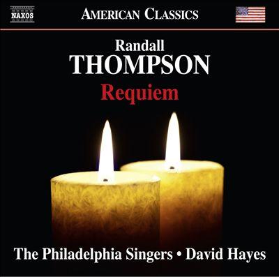 Randall Thompson: Requiem