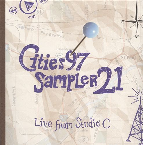Cities 97 Sampler: Live from Studio C, Vol. 21