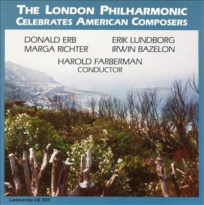 The London Philharmonic Celebrates American Composers