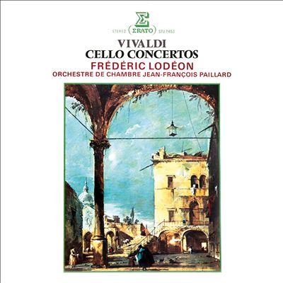 Vivaldi: Cello Concertos, RV 400, 401, 413, 420 & 424