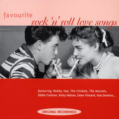 Favorite Rock And Roll Love Songs