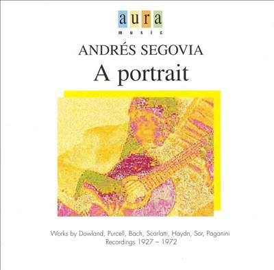 Andrés Segovia: A Portrait, Vol. 2