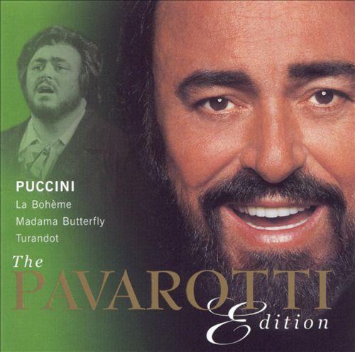 Pavarotti Edition: Puccini
