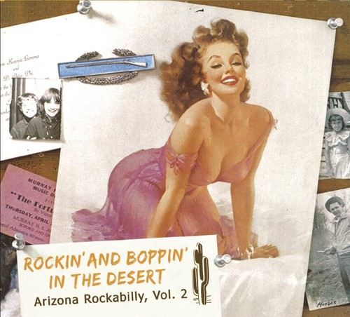 Rockin' and Boppin' in the Desert