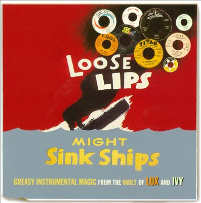 Loose Lips Might Sink Ships: Greasy Instrumental Magic From The Vault of Lux and Ivy