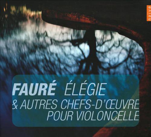Saint-Saëns, Lalo, Fauré: Concertos pour violoncelle