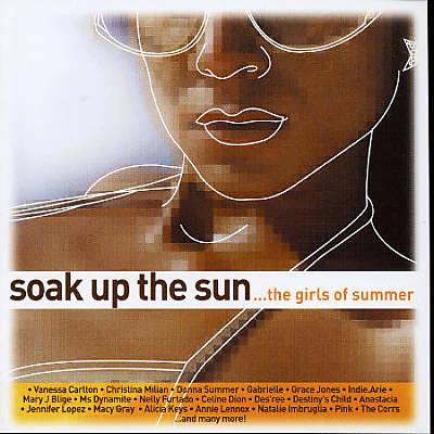 Soak Up the Sun: The Girls of Summer