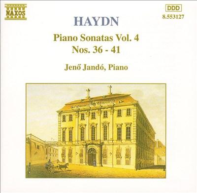 Haydn: Piano Sonatas, Vol. 4