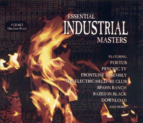 Essential Industrial Masters