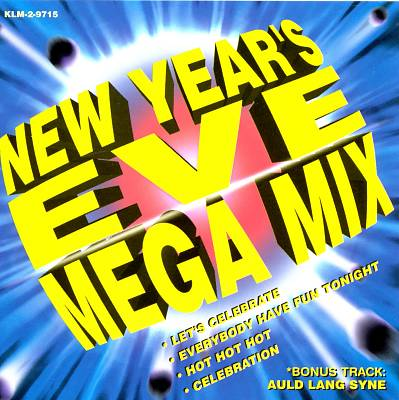 New Year's Eve Mega Mix