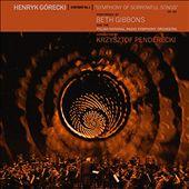 Henryk Górecki: Symphony No. 3