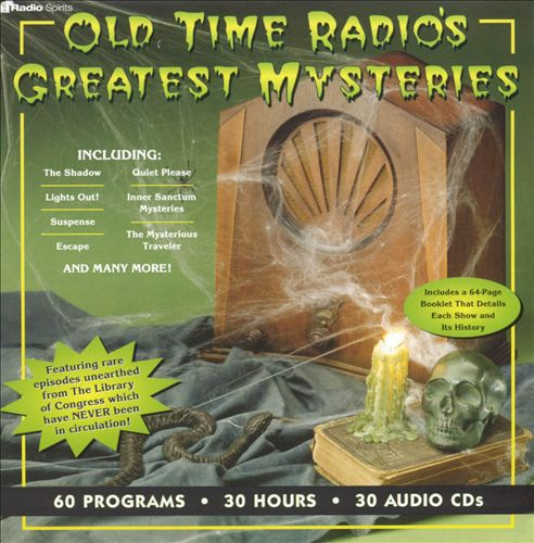Radio Shows: Greatest Mysteries