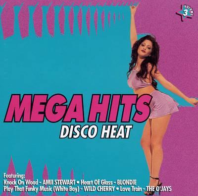 Mega Hits, Vol. 3: Disco Heat