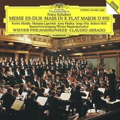 Schubert: Mass in E flat major, D 950