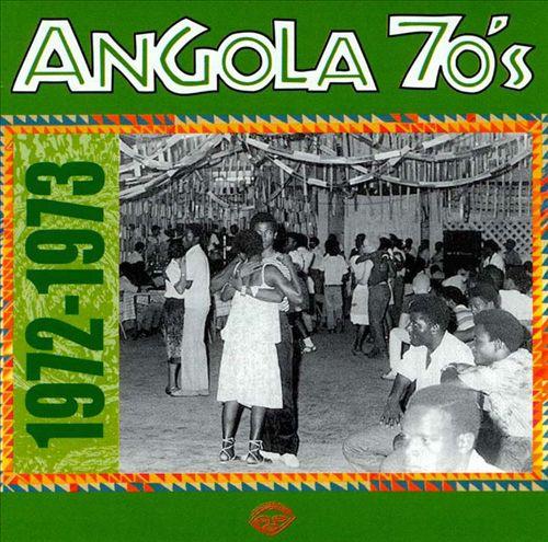 Angola 70's: 1972-1973