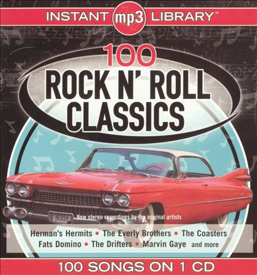 Rock N Roll Classics [Madacy MP3]