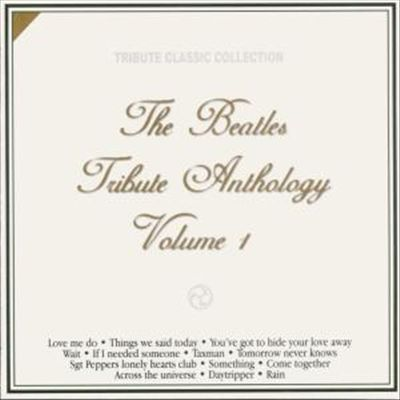 Tribute to the Beatles, Vol. 1