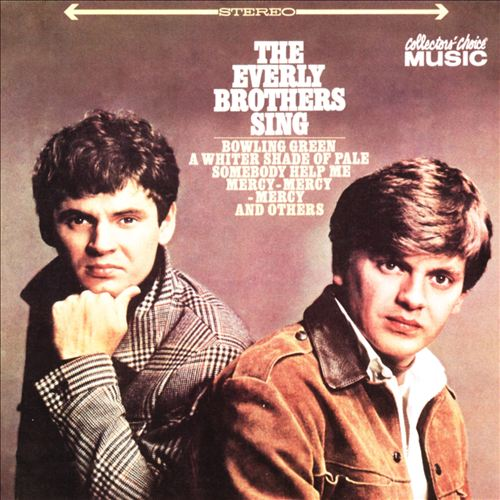 The Everly Brothers Sing