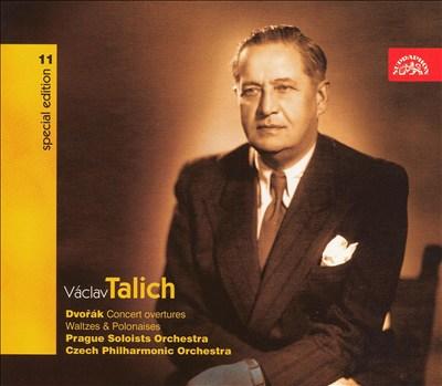 Václav Talich plays Dvorák