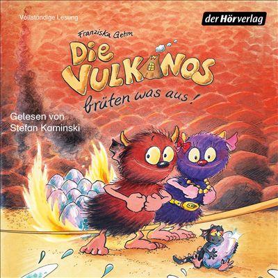 Die Vulkanos, Folge 4: Die Vulkanos Brüten Was Aus!