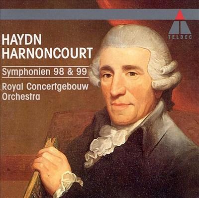 Haydn: Symphonies 98 & 99