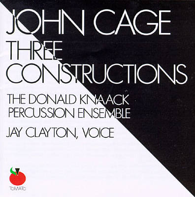 Cage: Three Constructions
