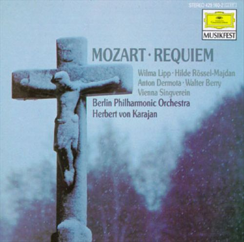 Mozart: Requiem [1961 recording]