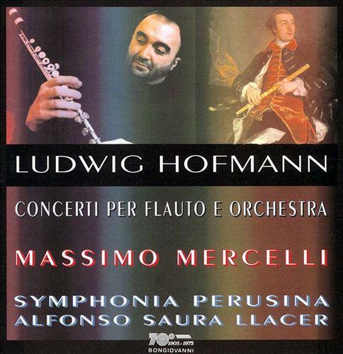 Hofmann: Concerti per Flauto e Orchestra