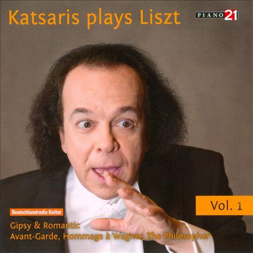 Katsaris Plays Liszt, Vol. 1