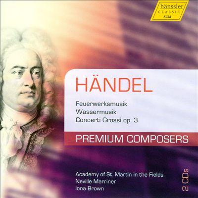 Premium Composers, Vol. 1: Handel