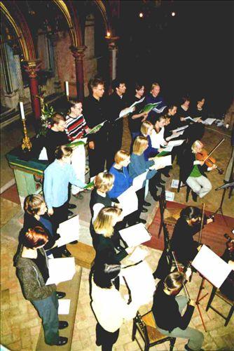 Concerto Vocale