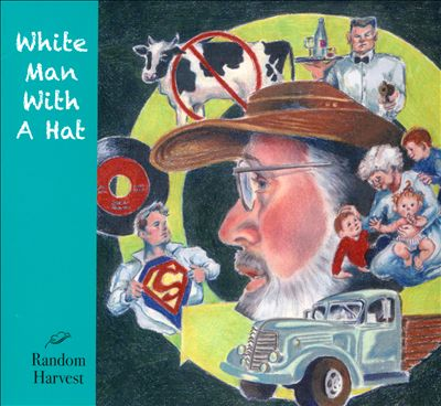 White Man With a Hat