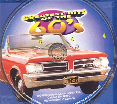 Greatest Hits of the 60's: 1964